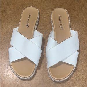Slip on sandals - see offer in description